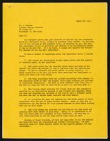 Optical gaging correspondence, 1955-1958