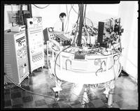 UC Berkeley Virus Lab: assorted photos and slides (many unidentified), ca. 1970-1971