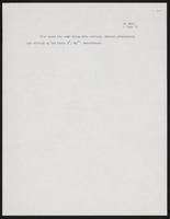 UC Berkeley Virus Lab: M. Hane's reports, 1969-1971