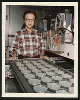 Molecular biology lab photos and portraits, ca. 1965-1980