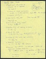 Neuroscience III, 1985-1986