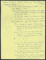 Shift theory, 1986 November - 1987 April