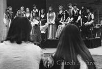 Noon concerts--Davis High School Madrigal Singers