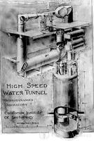 High speed water tunnel (Hydrodynamics Lab)