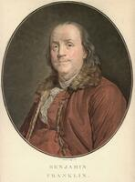 Duplessis/Portrait of Benajmin Franklin