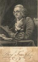 Martin/Portrait of Benjamin Franklin