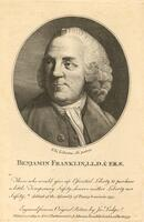 Chamberlin-Lodge/Portrait of Benjamin Franklin