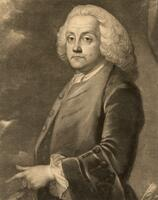 Wilson/Portrait of Benjamin Franklin