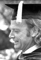 Richard Feynman at 1974 commencement