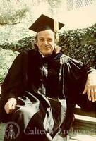 Richard Feynman at CIT commencement