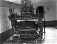 """120"""" grinding machine with 120"""" disc"""