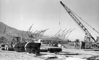 Owens Valley Radio Observatory (OVRO), construction