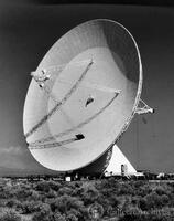 130' radio telescope at Owens Valley
