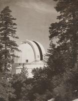 "100"" Hooker telescope dome at Mt. Wilson"