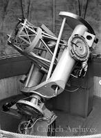 1/10 scale model of yoke mounting
