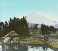 Japan, rural scene from the 1920s