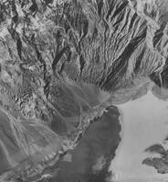 Aerial photos of Death Valley
