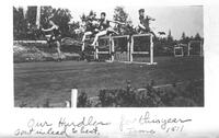 Throop athletics, hurdles
