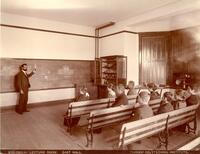 Biological Lecture Room, East Hall, Throop Polytechnic Institute