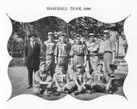 Throop baseball team