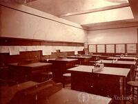 Draughting Room, Polytechnic Hall, Throop Polytechnic Institute
