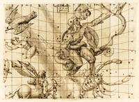 Kepler - Zodiacal sign, from De stella nova