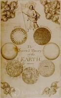 Thomas Burnet - frontispiece to Sacred Theory of the Earth