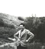 Jacques Monod on Death Valley trip