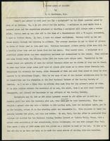 Articles by Paul MacCready, Sr., undated
