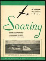 Flying in the 1956 Internationals, Soaring Vol. 20, No. 6, 1956 November-December